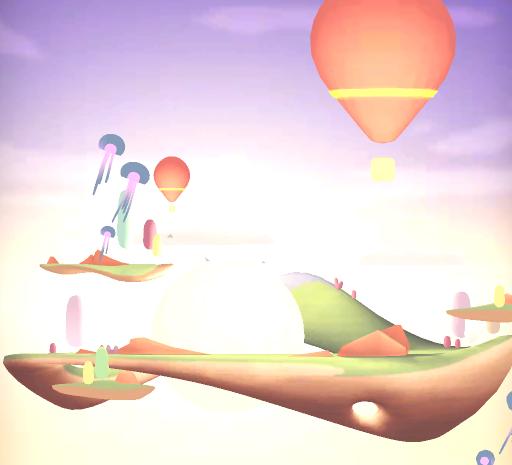 Magic Leap World